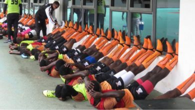 Photo of Chipolopolo Regroup