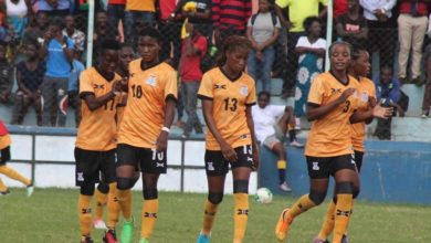 Photo of Copper Queens still ranked 10th in Africa