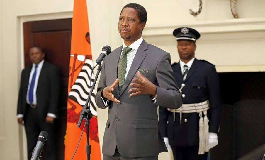 Photo of Lungu hails AGR's US $81 million projects financing
