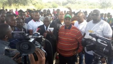 Photo of 'Supporting UPND has cost us development'