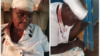 Photo of Hakainde Hichilema's supporters beat up and assault persons with disabilities (Audio & Video)
