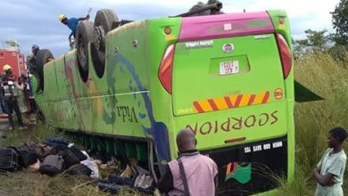 Photo of 3 DIE IN SCORPION BUS ACCIDENT