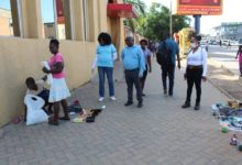 Photo of Vendors, churches locked out