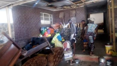 Photo of Kitwe flood victims cry out