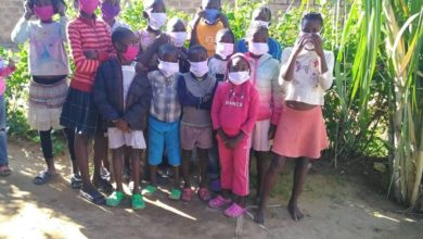 Photo of More free masks for Luanshya