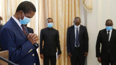 Photo of You can pray under health guidelines, churches told