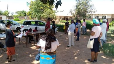 Photo of South villagers get COVID-19 tips