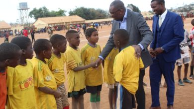 Photo of Grassroot football is our baby, says Kamanga
