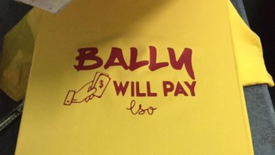 Photo of 'BALLY WILL PAY' ANALOGY A COMFIRMATION THAT HH IS NOT A TEAM PLAYER