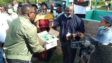 Photo of 39 Lupososhi traders empowered