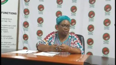 Photo of ECZ re-schedules elections calendar