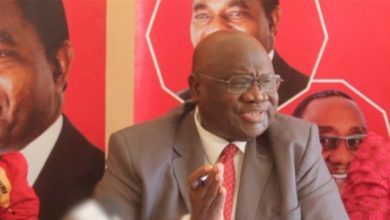 Photo of Don't blame others for UPND resignations -Lungwangwa