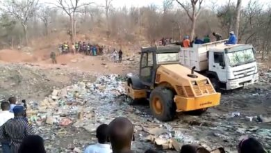 Photo of ZRA DESTROYS K1M SMUGGLED GOODS