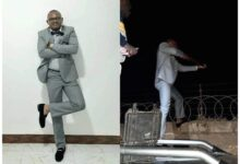 Photo of Not all heroes wear capes, Dr. Innocent Billy Ng'Ombwa wore a suit!