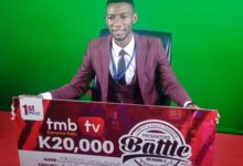Photo of ABSON, CHUTU TALK TMB PRESENTER'S BATTLE VICTORIES