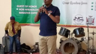 Photo of Mwakalombe urges youth to form cooperative