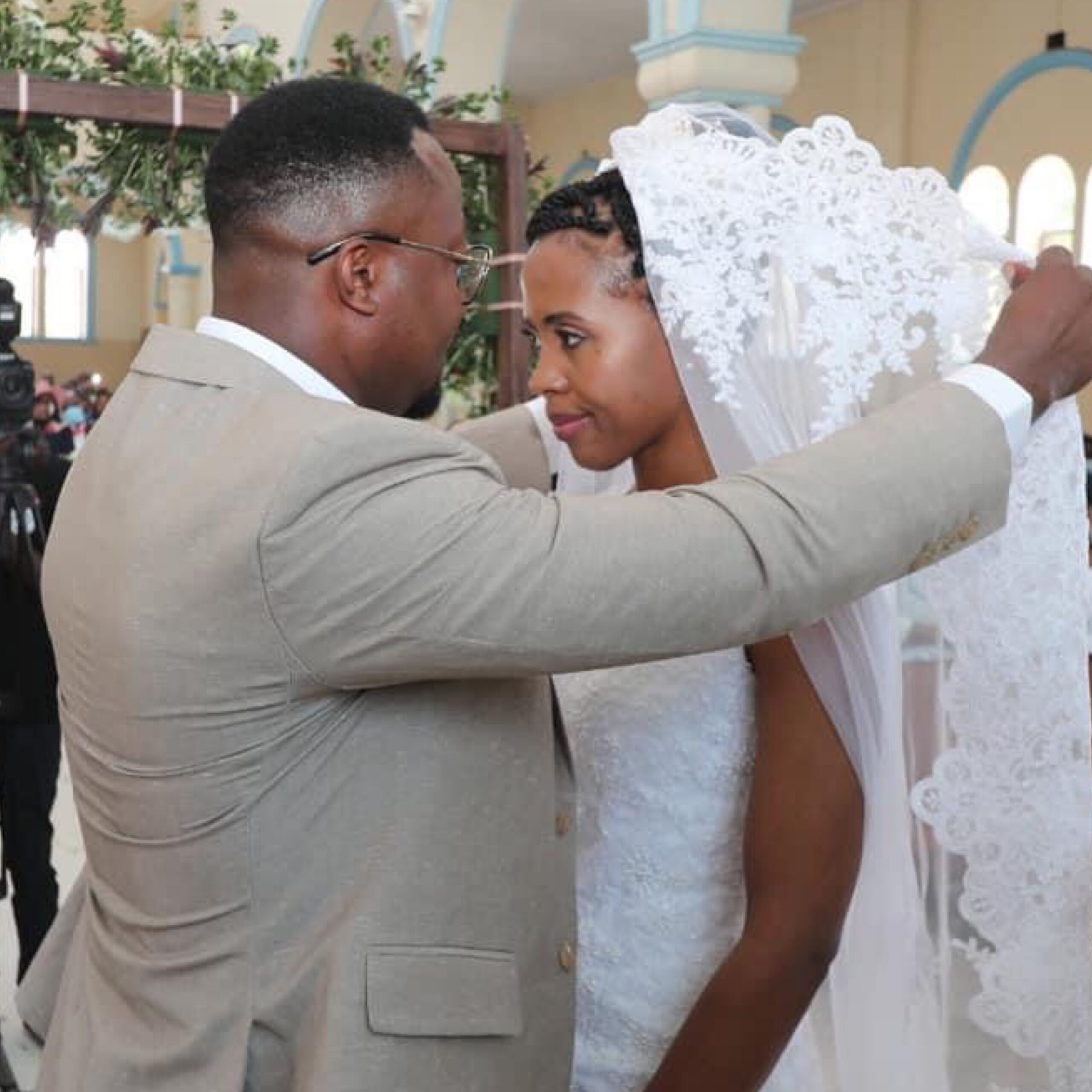 Photo of TASILA LUNGU WEDS