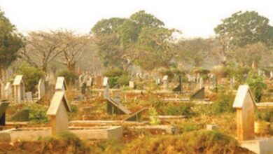 Photo of FOUR BODIES EXHUMED IN KITWE