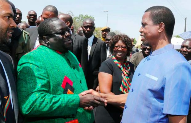 Photo of Kambwili apologises to Lungu