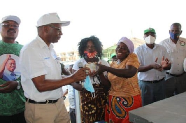 Photo of 'Presidential empowerment funds are non-discriminatory'
