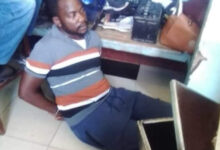 Photo of Kudos to military police for arresting fugitive army officer