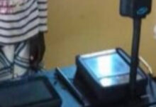 Photo of THIEVES HAUL ECZ VOTERS' CARD PRINTER