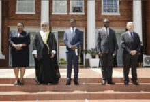 Photo of Lungu hails allies France, Oman, Zim